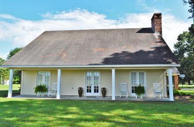 St Martinville, Breaux Bridge, Abbeville Single Family Home For Sale: 11510 La Hwy 696