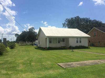 Vermilion Parish Single Family Home For Sale: 317 Abshire