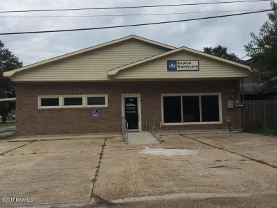 Vermilion Parish Commercial For Sale: 710 N Foote Avenue