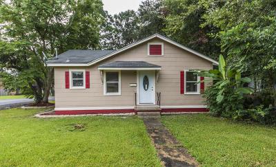 Iberia Parish Single Family Home For Sale: 614 Kirk Street