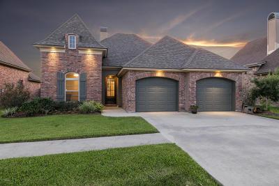 Lafayette Single Family Home For Sale: 219 Miramar Boulevard