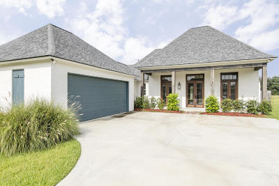 Youngsville Single Family Home For Sale: 118 Carriage Lakes Drive