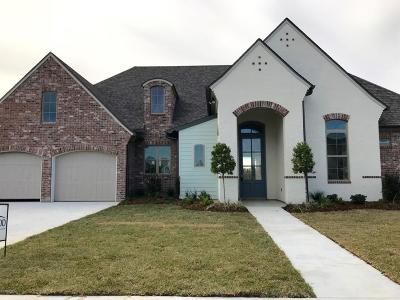 broussard Single Family Home For Sale: 114 Snapping Lane