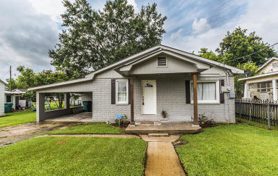 Youngsville Single Family Home For Sale: 303 Avenue B