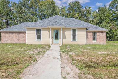 Breaux Bridge Single Family Home For Sale: 1026 Timber Trails