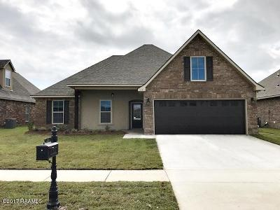 Youngsville Single Family Home For Sale: 117 Sapphire Springs Road