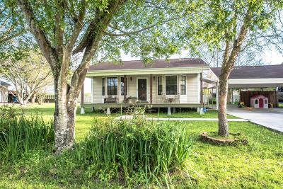 Scott Single Family Home For Sale: 112 Cortez Drive