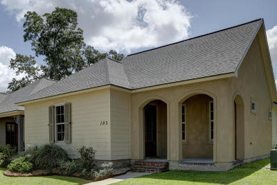 Single Family Home For Sale: 103 Soho Drive