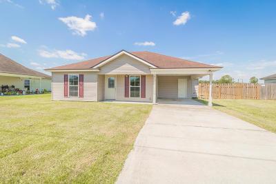 Breaux Bridge Single Family Home For Sale: 1033 Gary Drive