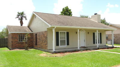 Broussard Rental For Rent: 217 Janin Road