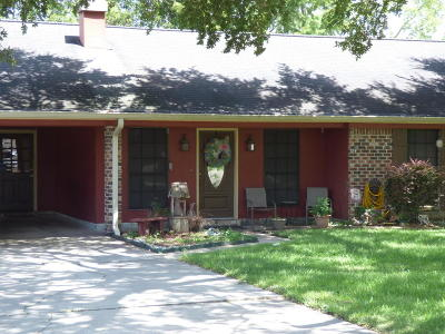 Carencro Single Family Home For Sale: 112 Hesper Drive