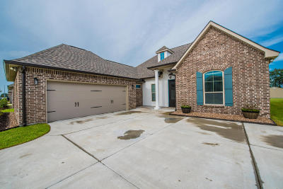 Youngsville Single Family Home For Sale: 115 Chemet