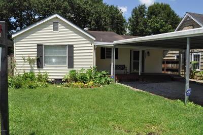 Iberia Parish Single Family Home For Sale: 705 Ashton Street