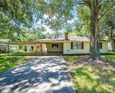 Carencro Single Family Home For Sale: 408 Railroad Street