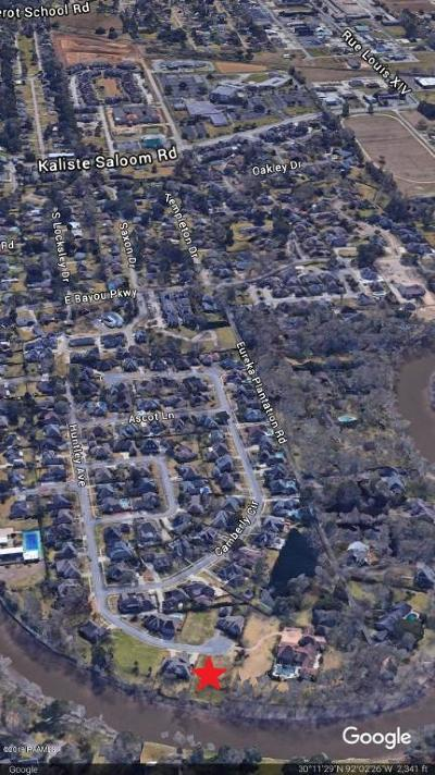 Lafayette Residential Lots & Land For Sale: 510 Huntley