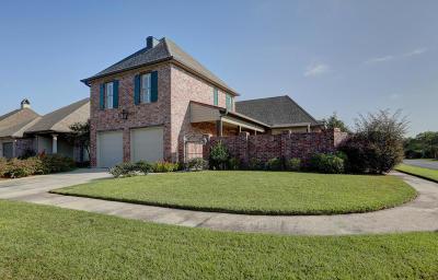 Lafayette Single Family Home For Sale: 100 Eldridge