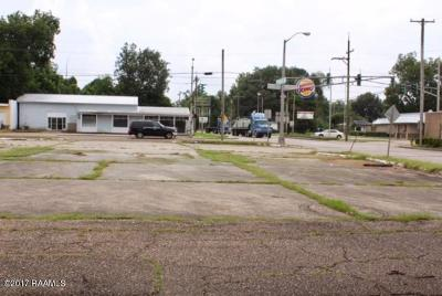 Lafayette Commercial Lots & Land For Sale: 100 NE Evangeline Thruway