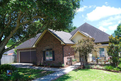 Lafayette Single Family Home For Sale: 803 S Beau Pre Road