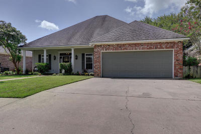 Lafayette Single Family Home For Sale: 125 Briarmeadow Drive