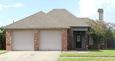 Youngsville Single Family Home For Sale: 104 Pinnacle Drive