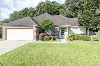 broussard Single Family Home For Sale: 241 Barksdale Drive