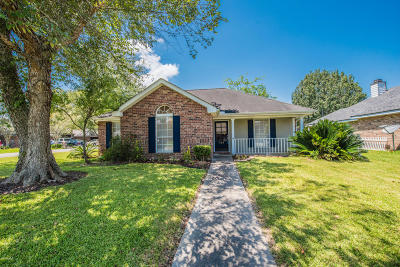 broussard Single Family Home For Sale: 220 Bismark Drive