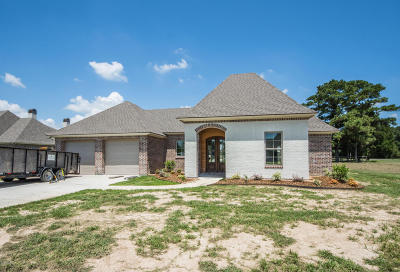 Abbeville Single Family Home For Sale: 12502 Aube Drive