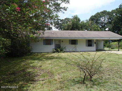 Eunice Single Family Home For Sale: 150 Childs Street