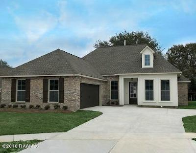 Youngsville Single Family Home For Sale: 113 Piper Crest Lane