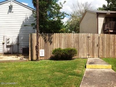 Lafayette Rental For Rent: 204 Elks Cove #2