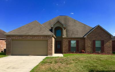 Rayne Single Family Home For Sale: 107 Sunrise Point Drive