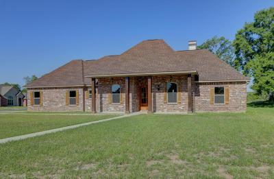 Opelousas Single Family Home Active/Contingent: 105 Shoshone
