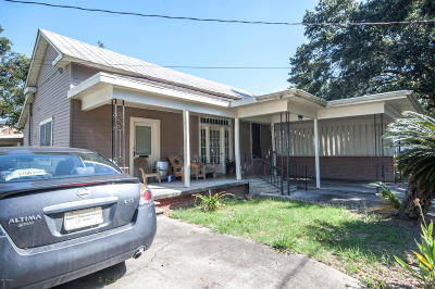 Crowley Single Family Home For Sale: 214 W 4th Street