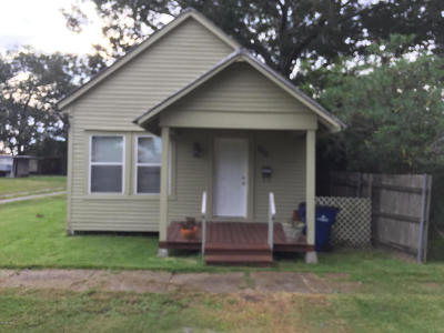 Kaplan Single Family Home For Sale: 112 N Guidry Avenue