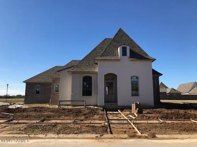 Sabal Palms Phase 2 Single Family Home For Sale: 101 Tiger Court