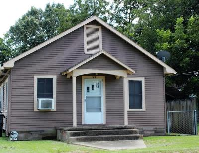 Abbeville Single Family Home For Sale: 107 First Street