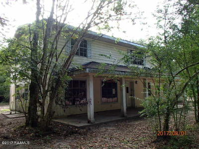 Carencro Single Family Home For Sale: 214 N Wilderness Trail