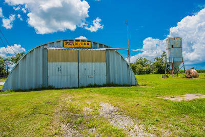 Iberia Parish Commercial For Sale: 10410 E Hwy 90