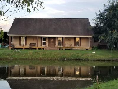 Port Barre Single Family Home For Sale: 123 Nelson G. Lane