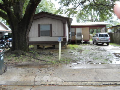 Iberia Parish Single Family Home For Sale: 616 Mississippi