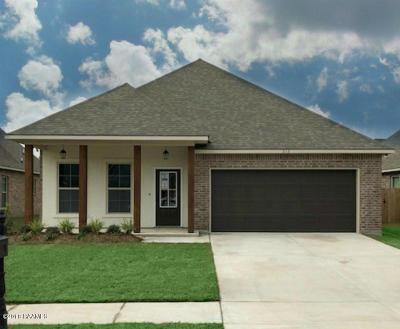 Sugar Ridge Single Family Home For Sale: 212 Caillou Grove Road