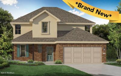 Sugar Ridge Single Family Home For Sale: 515 Cautillion Drive