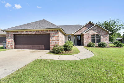 Youngsville Rental For Rent: 227 Oak Hill Lane