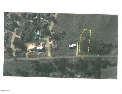 Iberia Parish Residential Lots & Land For Sale: Loreauville Lot4/4a Road