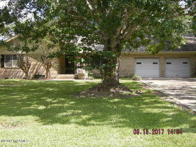 Sunset Single Family Home For Sale: 312 Thelma Drive