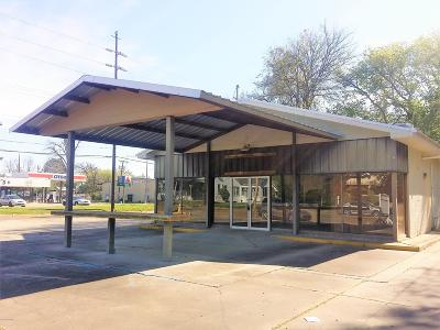 St Landry Parish Commercial For Sale: 420 N Main Street