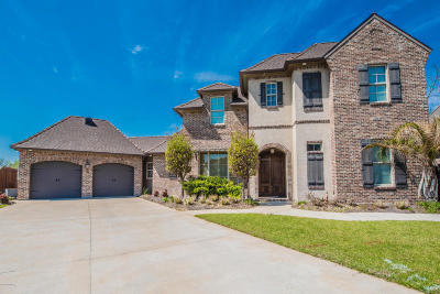 Lafayette Single Family Home For Sale: 110 English Gardens Parkway