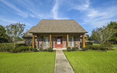 Breaux Bridge Single Family Home For Sale: 1021 Bear Creek Circle