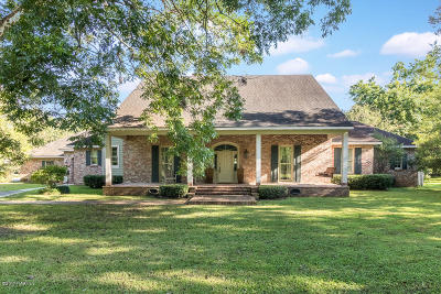 Single Family Home For Sale: 209 E Greenhill Circle