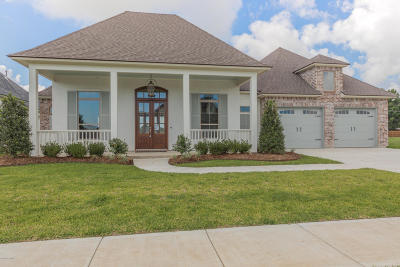 broussard Single Family Home For Sale: 108 Snapping Lane
